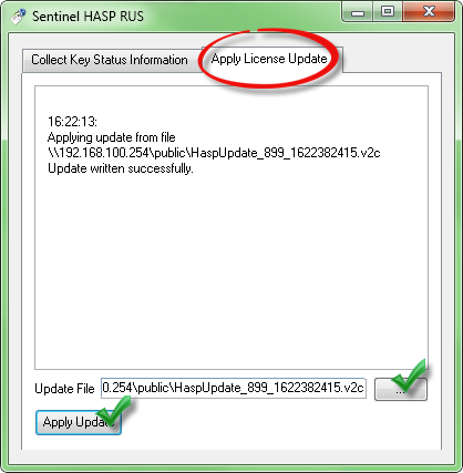 HASP key: User guide for Windows - VIT company