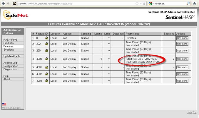 HASP key: User guide for Windows - VIT company